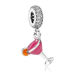 PANDORA Cocktail charm