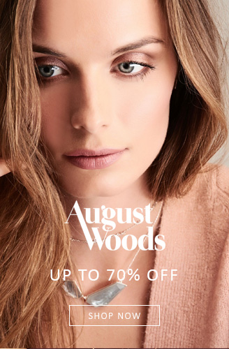 August Woods | Up to 70% OFF