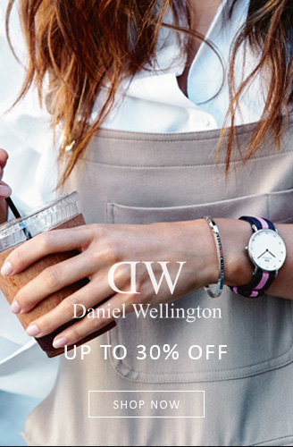 Daniel Wellington | Up to 30% OFF