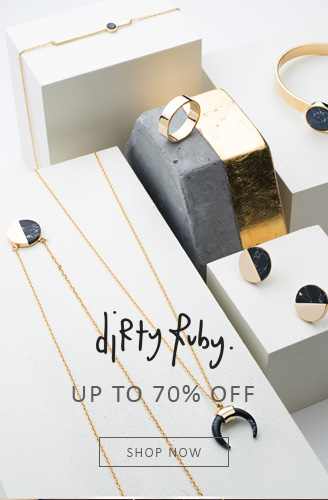 Dirty Ruby | Up to 70% OFF