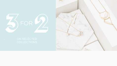 3 For 2 on Selected Brands