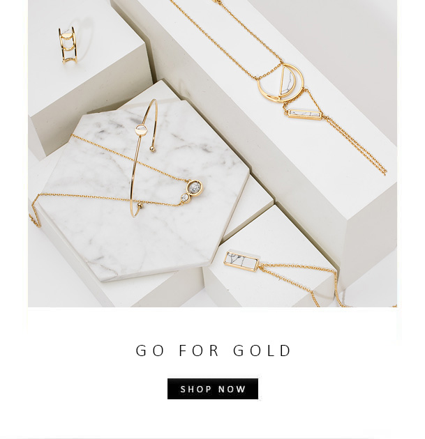 Go For Gold!