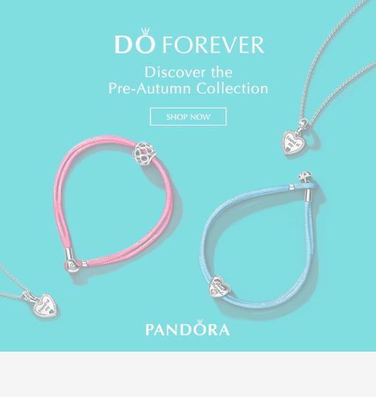 Pandora Pre-Autumn 2017