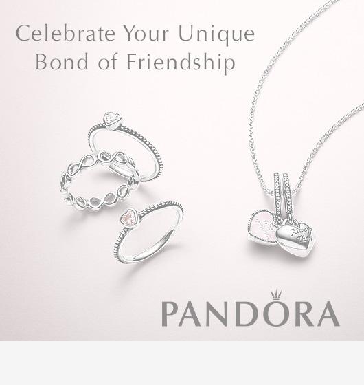 Pandora Pre Autumn 2016 collection at Argento | Free Postage On All PANDORA at Argento