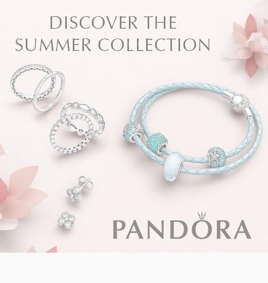 Pandora Spring 2016 Collection