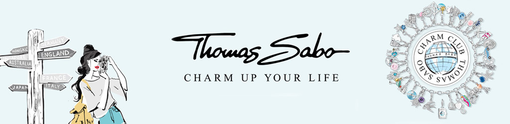 Argento are certified Thomas Sabo Retailers